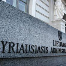 """Teismas vėl nepriėmė """"Misionierių namų"""" skundo dėl Statybos inspekcijos sprendimų"""