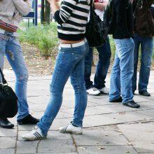 Stotelėje paauglę sumušė mokinė iš tos pačios mokyklos