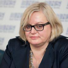 Atleista Lietuvių kalbos instituto vadovė siekia grįžti į darbą per teismą