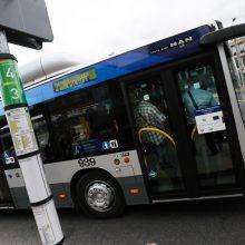 Nuo rugsėjo 17-osios – viešojo transporto tvarkaraščių pokyčiai