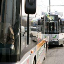 Keisis dalies autobusų eismo tvarkaraščiai