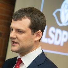 G. Paluckas: opozicijoje reikės mažiau kompromisų su politine sąžine