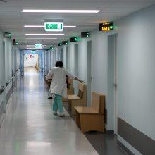 Iššūkis savivaldybėms: jau kovą dalis Vilniaus medikų uždirbs iki 30 proc. daugiau