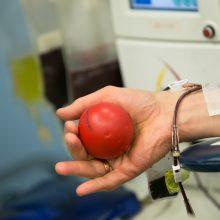 Kraujo davimas gali išgelbėti ir jūsų gyvybę