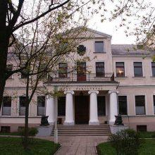 Šiaulių savivaldybė priešinasi grafų Zubovų dvaro privatizavimui