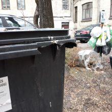 Atliekų reformos grimasos: siūlo šiukšles kratyti kaimynams