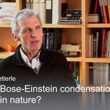 Lietuvoje lankysis Nobelio premijos laureatas fizikas W. Ketterle'is