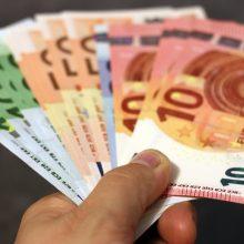 Mūšis dėl MMA: darbuotojai norėtų 450 eurų, darbdaviai sutiktų mokėti 420