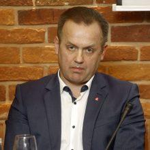 Seime surinkti parašai dėl apkaltos A. Skardžiui