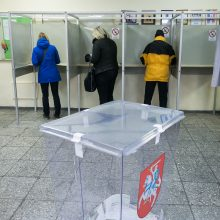 """2019 metais """"užderės"""" rinkimų"""