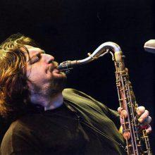 Nacionalinėje filharmonijoje skambės saksofonai