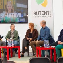 """Birštone prasideda diskusijų festivalis """"Būtent!"""""""