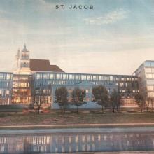 Ir Architektų taryba įžvelgia pavojų sostinės Senamiesčio bažnyčiai