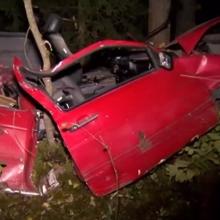 Vilniaus rajone per pusvalandį tragiškose avarijose žuvo trys vyrai