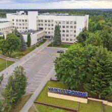 Stovėjimo aikštelę prie ligoninės rengiantys darbuotojai aptiko granatą