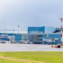 Vilniuje sulaikytas oro uostą susprogdinti grasinęs vyras