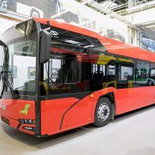Ar smalsu, kaip atrodys naujieji Vilniaus autobusai?