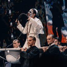 """""""Siemens"""" arena atskleidė kortas: paskelbė 2018-ųjų geriausius"""