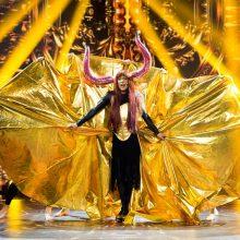 """""""Eurovizijos"""" atrankoje – roboto šokis, parodija ir rokas dirigento kraujyje"""