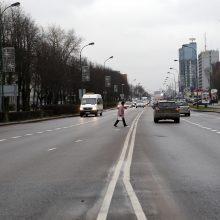 Rengiamasi naujiems gatvių remonto darbams