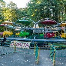Vytauto parko karuselių savininkams – paskutinis šansas