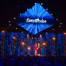 """Migloko apie """"Eurovizijos"""" atrankoje parodytus nepadorius gestus: atsiprašyti nežadu"""