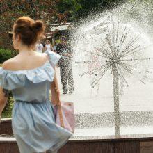 Orai: vyraus tikra lietuviška vasara
