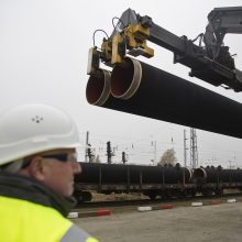 """Europos Komisija: """"Nord Stream 2"""" projektas ES nereikalingas"""
