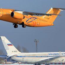 """Po tragedijos """"Saratov Airlines"""" atnaujina keleivinių lėktuvų """"An-148"""" skrydžius"""