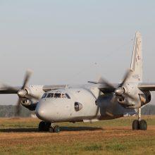 NATO naikintuvai vienąkart lydėjo Rusijos karinį orlaivį