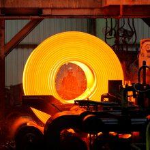JAV surinko 1,4 mlrd. dolerių iš muitų plienui ir aliuminiui