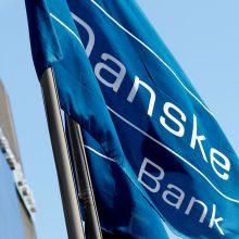"""Estijos finansų inspekcija nurodė uždaryti """"Danske Bank"""" filialą"""