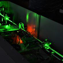 Lietuviai diktuoja lazerių madas?