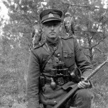 Rasti partizanų vado A. Ramanausko-Vanago palaikai