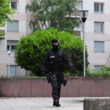 Prancūzija skelbia sužlugdžiusi teroro ataką