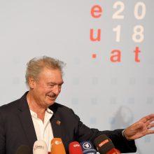 Liuksemburgo ministras įsiutino Italiją dėl komentarų apie fašistų metodus