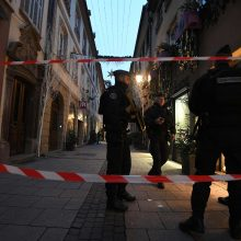 """Strasbūro šaulys per ataką šaukė """"Allahu Akbar"""""""