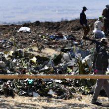 """Adis Abeba: tarp """"Boeing"""" katastrofų Etiopijoje ir Indonezijoje yra aiškių panašumų"""