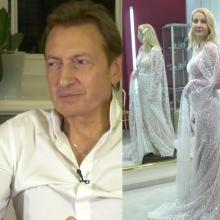 Dėl vaiko kovojusi Sigita jau matuojasi suknelę vestuvėms su S. Jasaičio advokatu