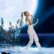 """Tarptautinis """"Eurovizijos"""" naujienų portalas didžiausią sėkmę prognozuoja Paulai"""