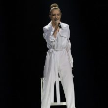 """""""Eurovizijos"""" atrankos finalininkė Paula: dar turiu kuo nustebinti"""
