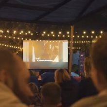 Vasarą – nemokami garsiausių lietuvių filmų seansai