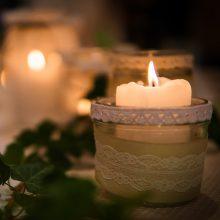 Renkamės stilingas žvakes: 2018 metų tendencijos