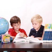 Patarimai, kaip vaikų konkurenciją paversti bendradarbiavimu