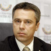Seimas užkirto kelią V. Semeškai likti VRK