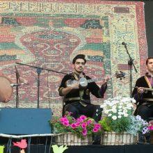 Vilnius vasarą pasitiks su 46-uoju tarptautiniu folkloro festivaliu <span style=color:red;>(programa)</span>