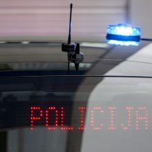 Policininkai mersedese rado 22 dėžes baltarusiškų cigarečių