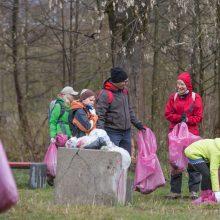 Lietuvoje vyks tradicinė aplinkos tvarkymo akcija