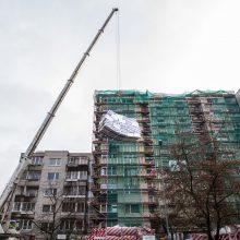 Lietuvoje daugėja didesnio energetinio efektyvumo daugiabučių