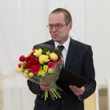 V. Papievis ir S. Eidrigevičius papasakojo, kaip gimsta knygos